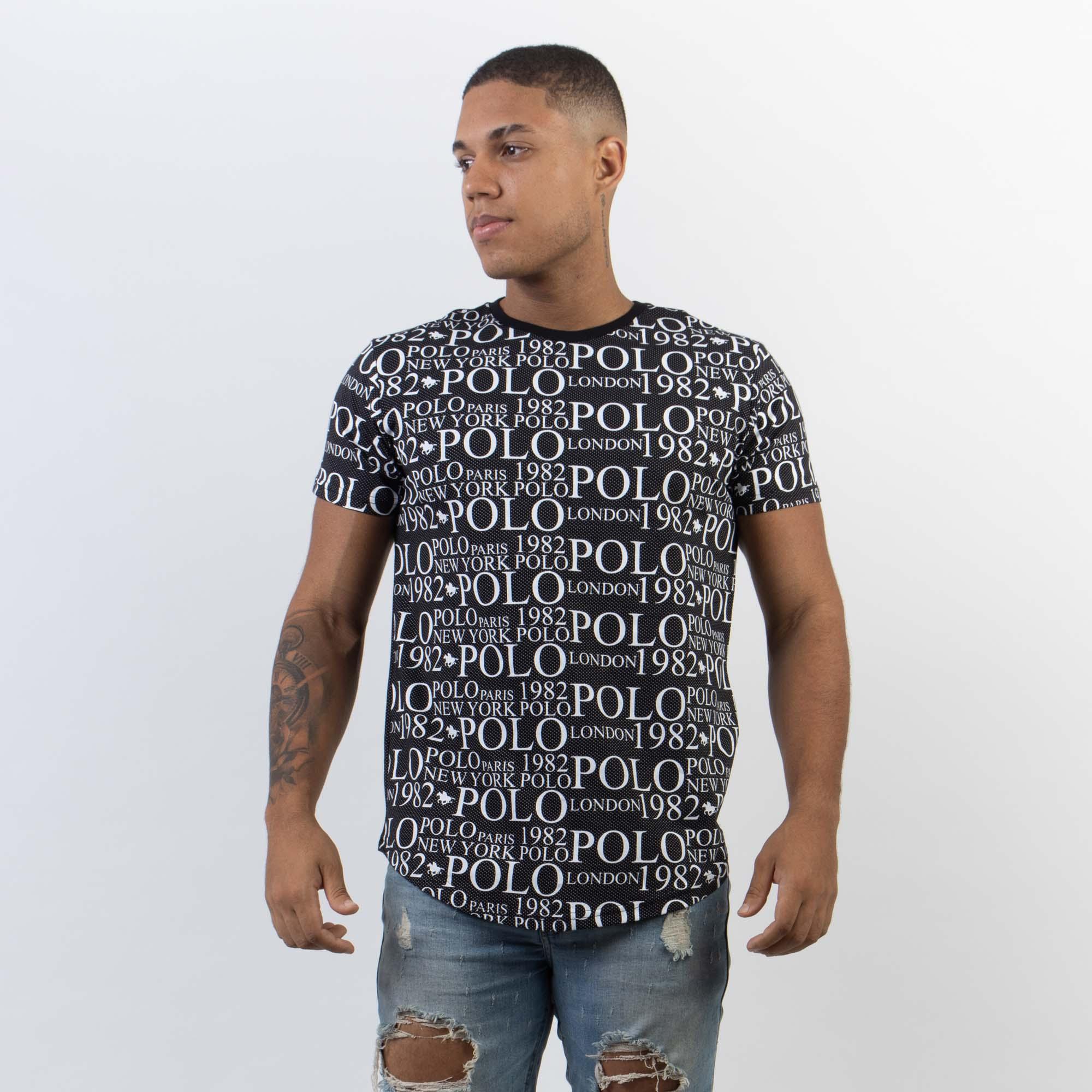 Camiseta Swag Pontos Polo RG 518
