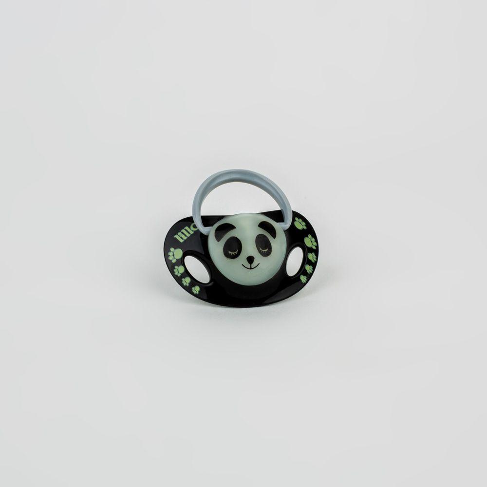 Chupeta De Bebê Panda Lillo