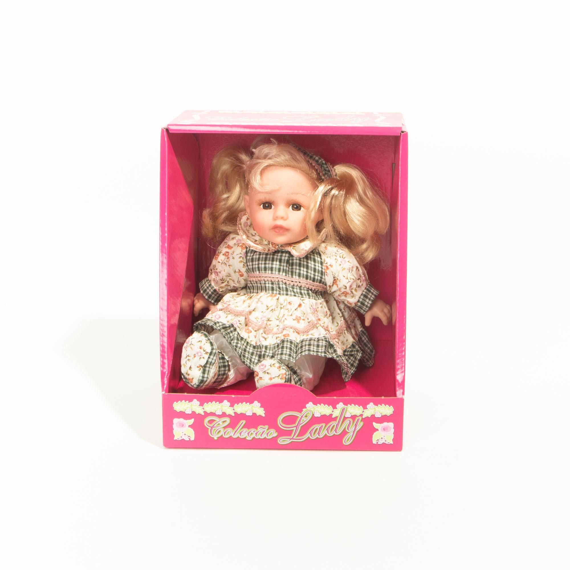 Coleção Boneca Lady -Fenix