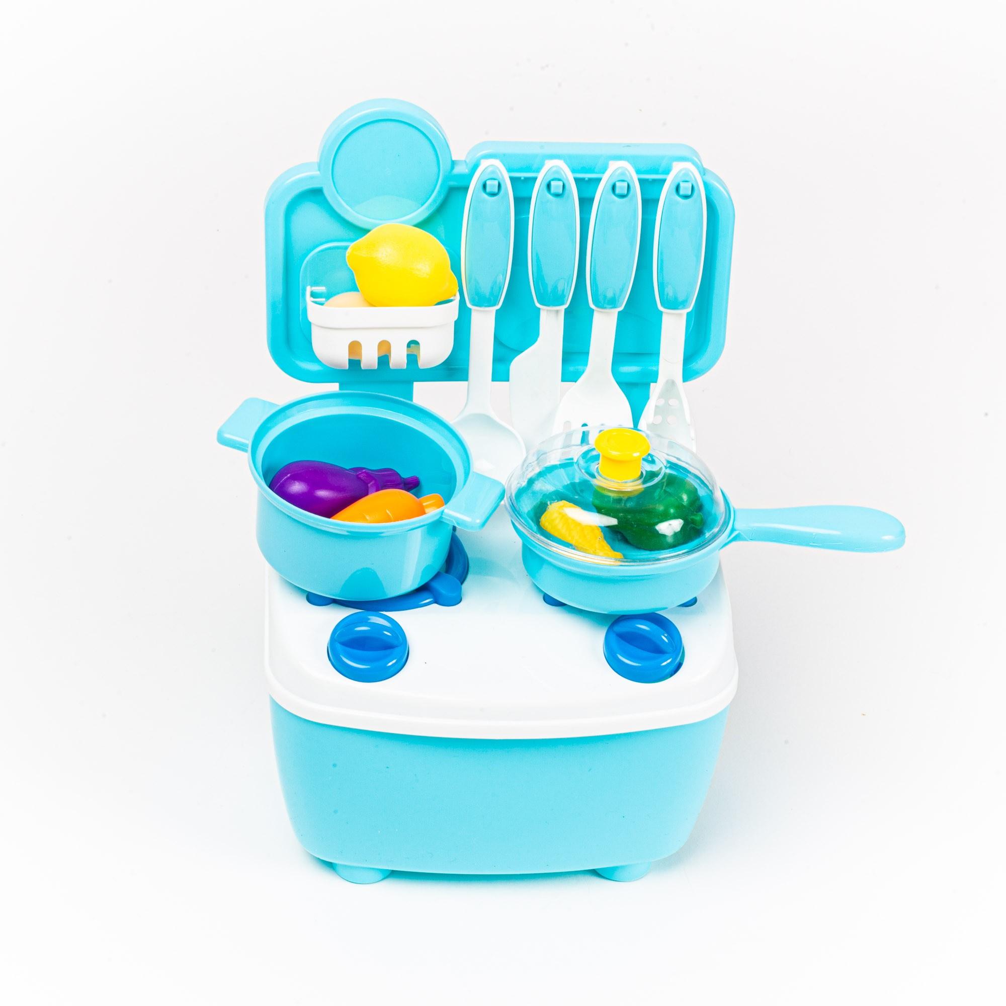 Brinquedo Infantil Cozinha De Plástico
