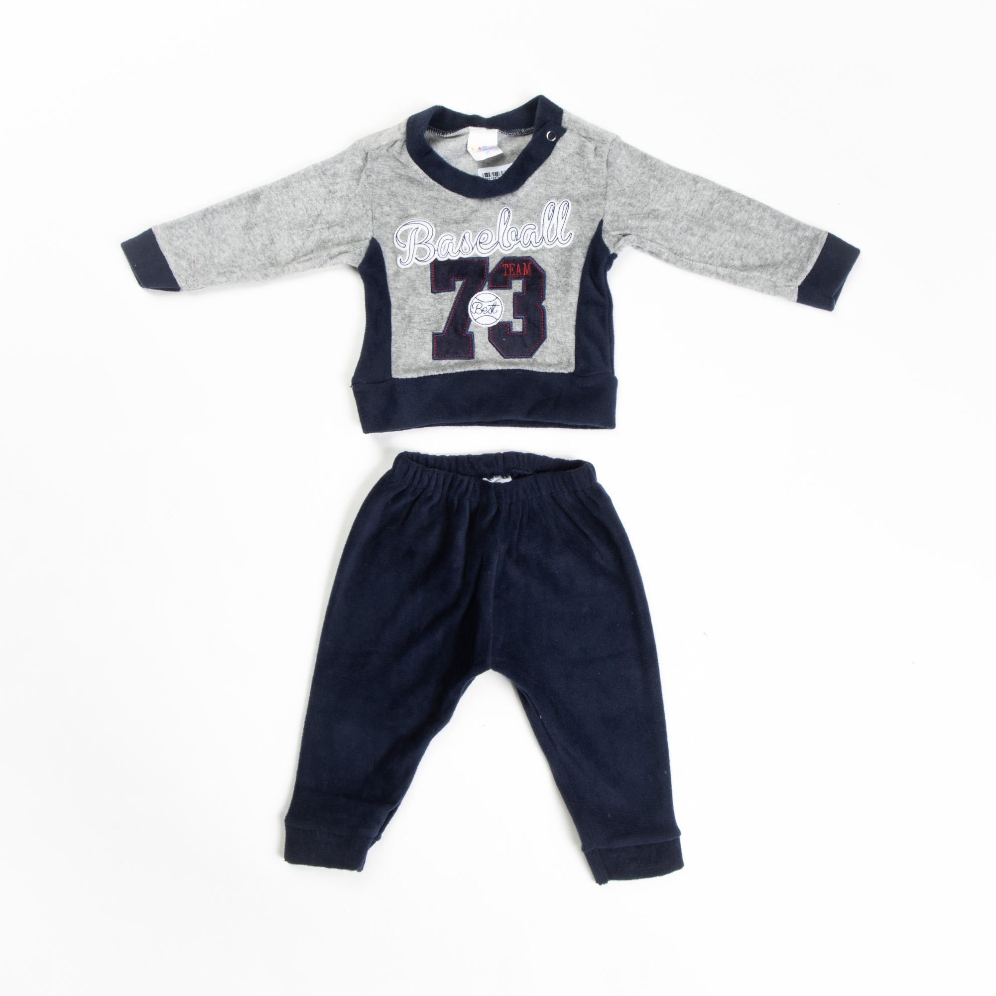 Conjunto Plush De Bebê P/G