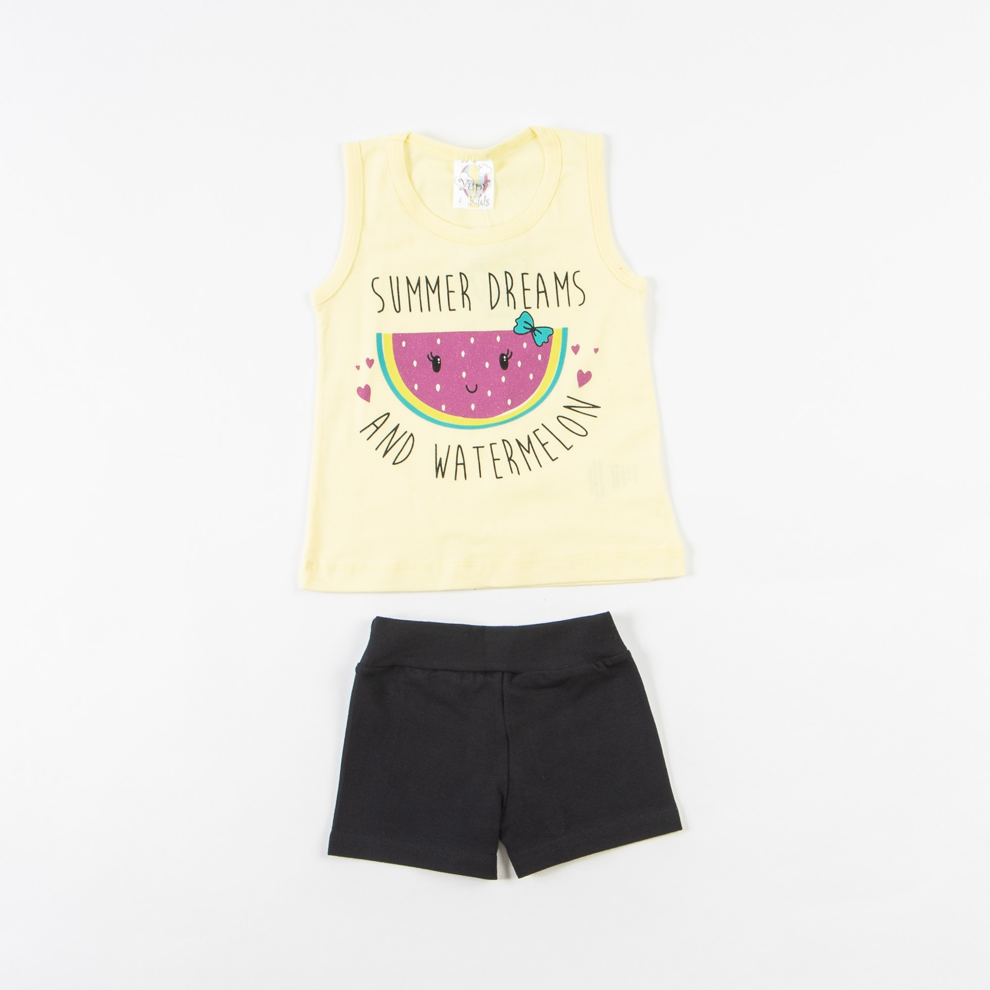 Conjunto Regata E Short Infantil - 1/3