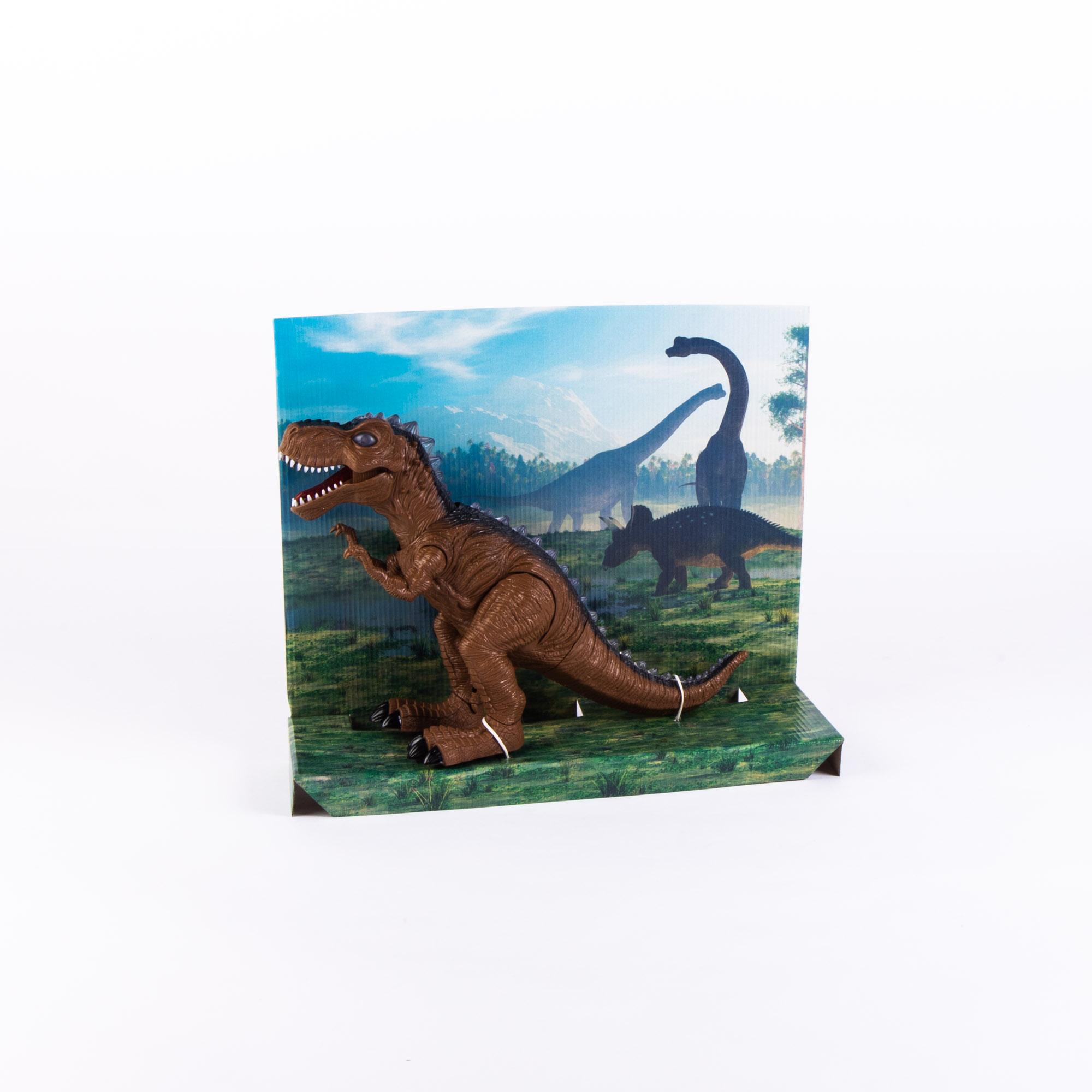 Dinossauro Rex Com Movimentos