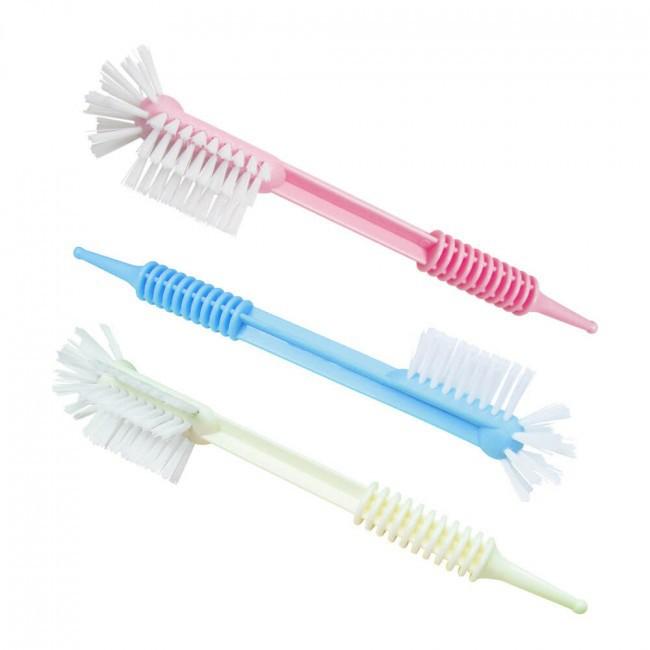 Escova de Limpeza Para Mamadeiras Dupla Ação - Kuka