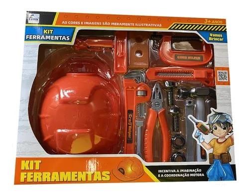 Kit Ferramentas 15 Peças - Fenix