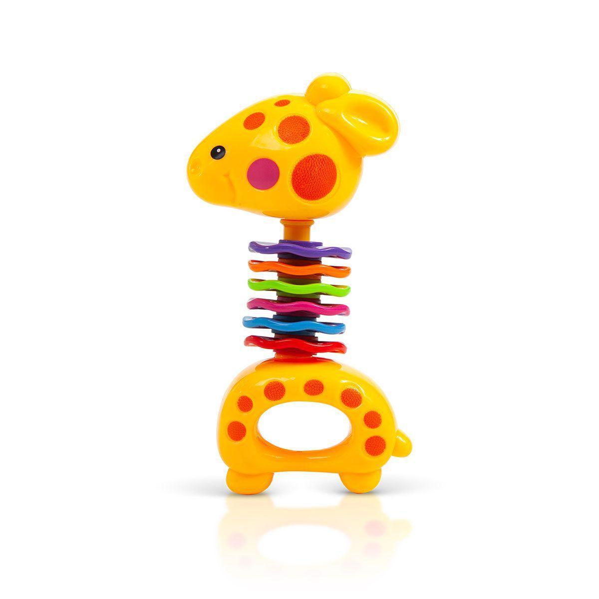 Mordedor Divertido Girafa -Lillo