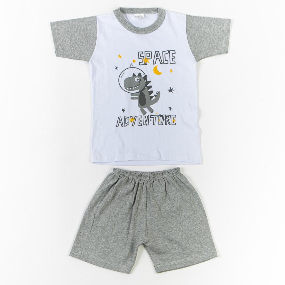 Pijama Infantil Com Estampas Variáveis 4/6 - Mafessoni
