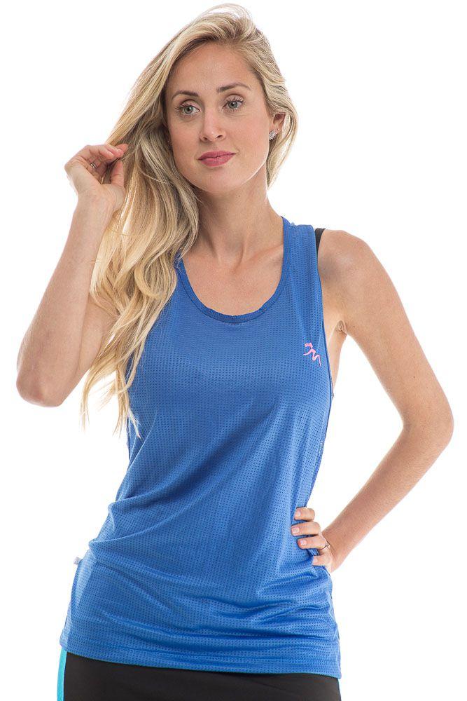 Regata Fitness Feminina Dry Fit Costa Nadador