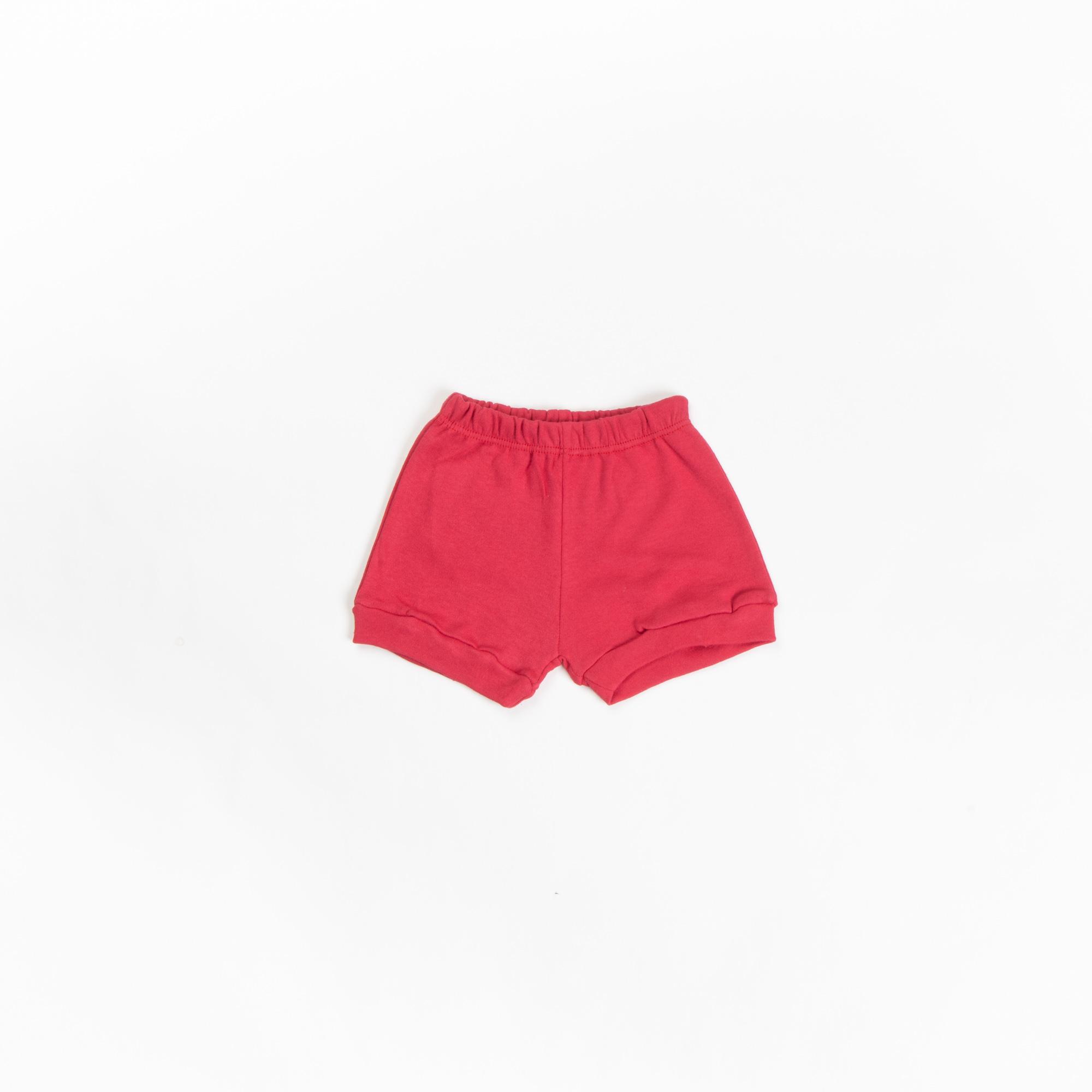 Shorts Básico De Bebê P/G