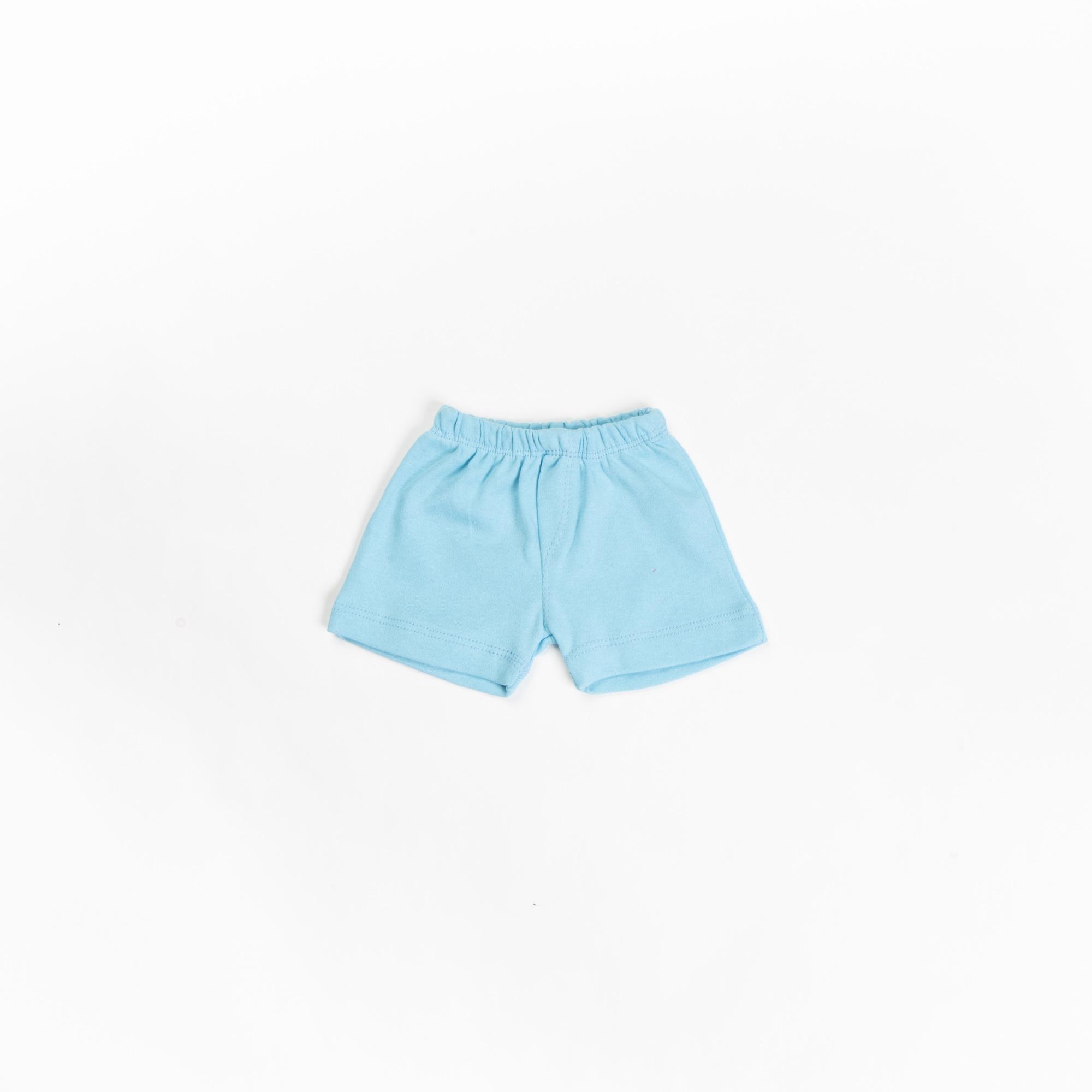 Shorts De Bebê Básico P/G