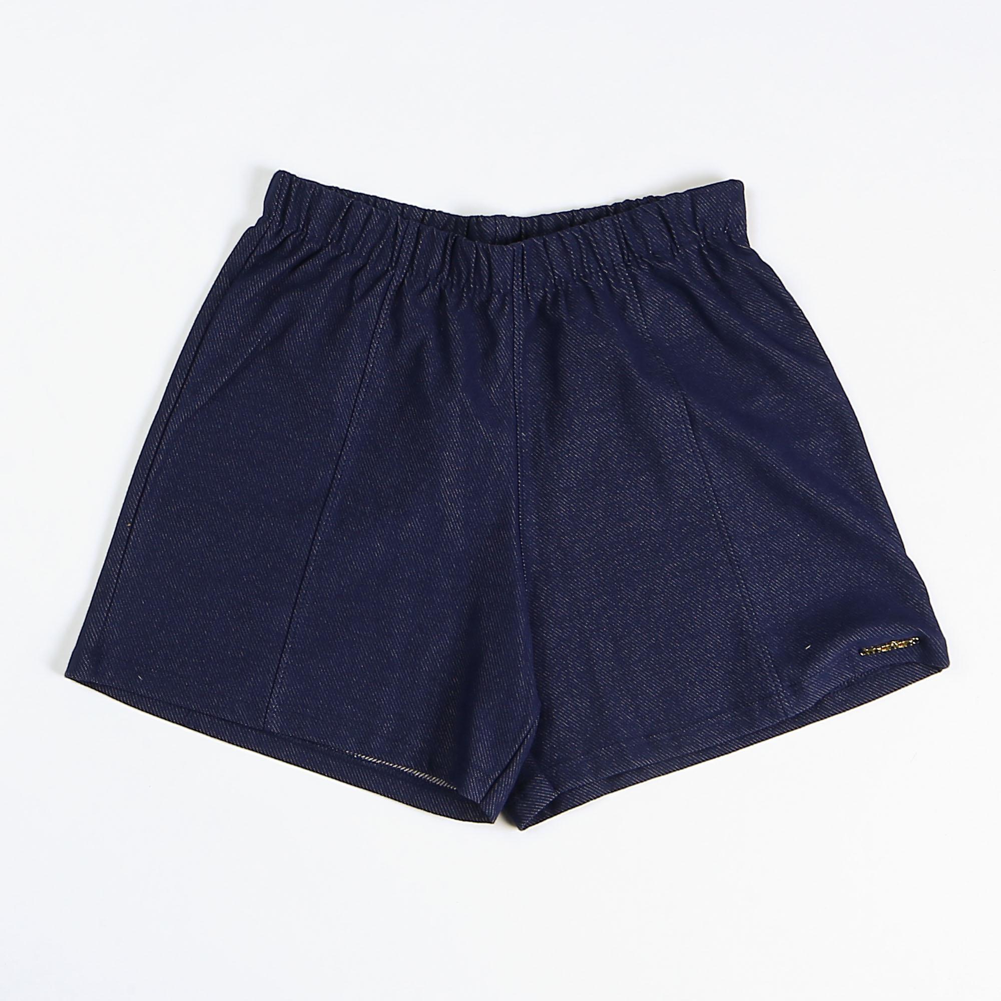 Shorts Juvenil Cotton