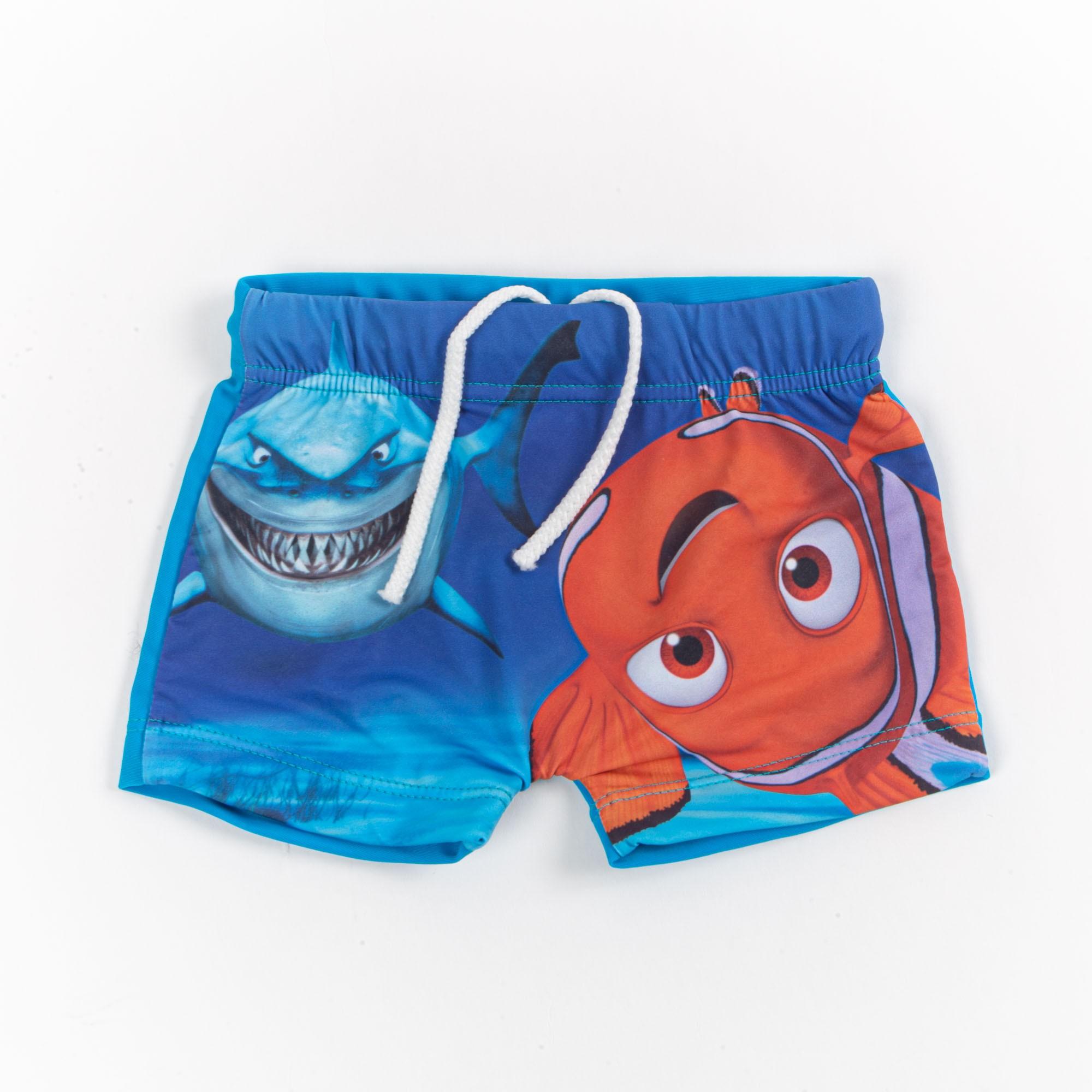 Sunga Boxer Procurando o Nemo - Tip Top
