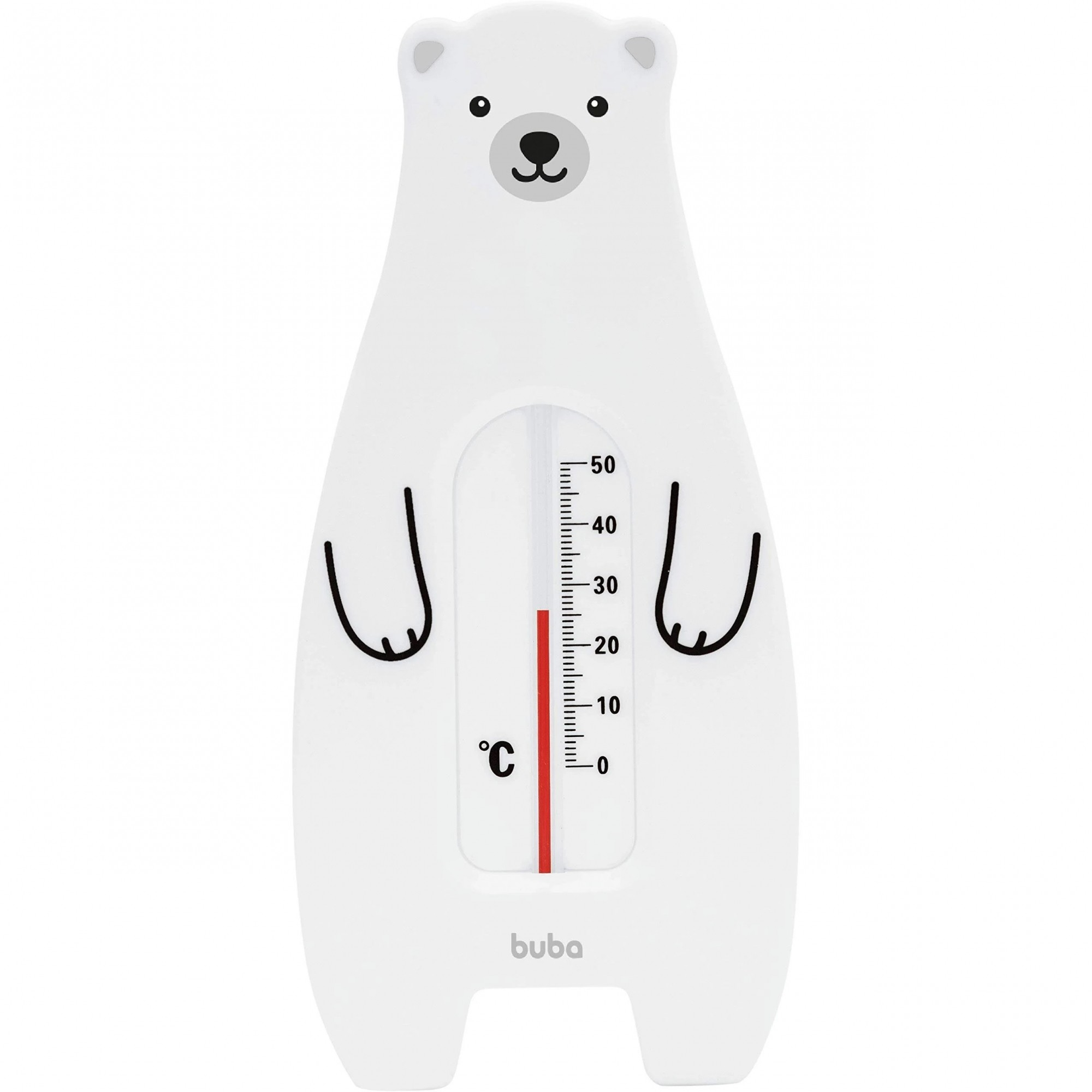 Termômetro De Banho Urso - Buba