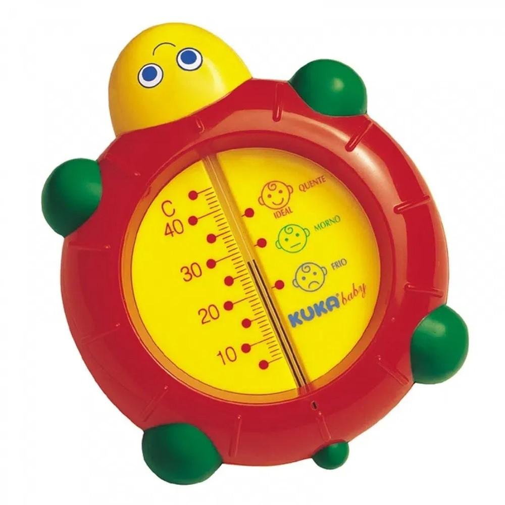 Termômetro Tartaruga De Bebê Kuka