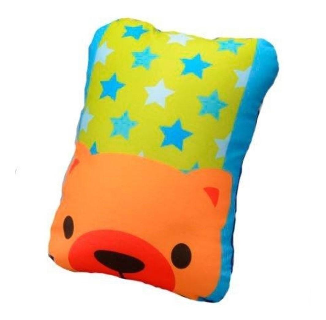 Travesseiro Naninha Infantil Desenho Cachorro Antissufocante