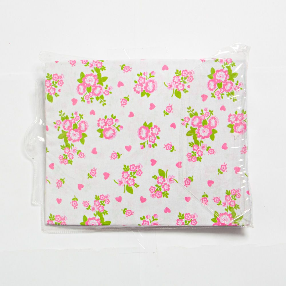 Travesseiro Para Bebê Estampado Rosa - Minasrey