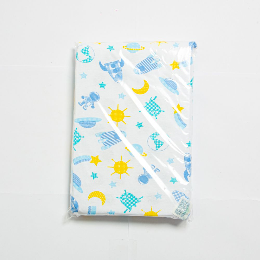 Travesseiro Para Bebê Malha Estampado Menino Minasrey