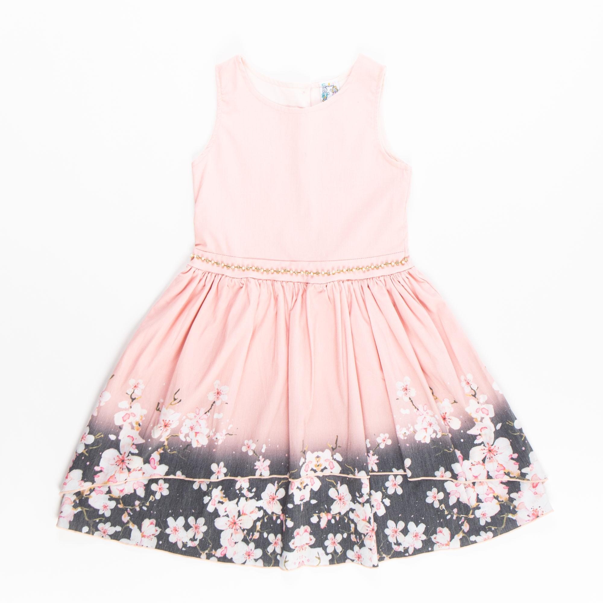 Vestido Festa Infantil Regata Com Tule