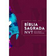 Bíblia NVT Amor perfeito Ela Letra Normal