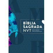 Bíblia NVT Amor perfeito (Ele)