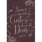 Bíblia NVT Aroma de Cristo Letra Grande