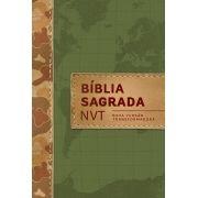 Bíblia NVT Camuflagem