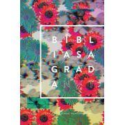 Bíblia NVT Flowers Glitch