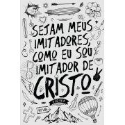 Bíblia NVT Imitadores de Cristo - Preto & Branco