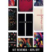 Kit REVENDA - Best-sellers - 10 Bíblias NVT - 40% off