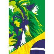 Bíblia NVT Lion Colors - Brazil