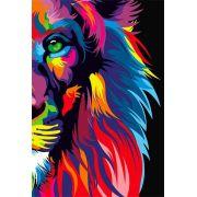 Bíblia NVT Lion Colors - Letra Normal