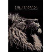 Bíblia NVT Lion Head Letra Normal