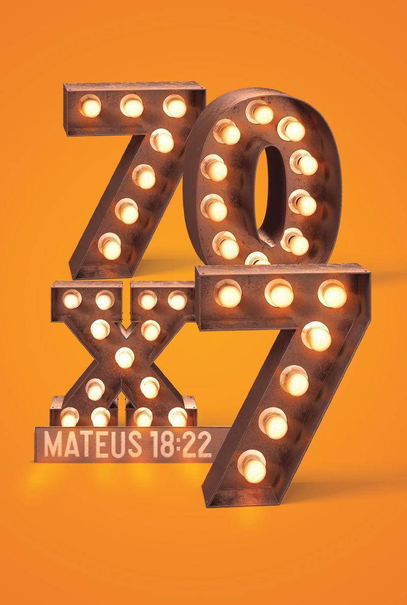 Bíblia NVT  70x7