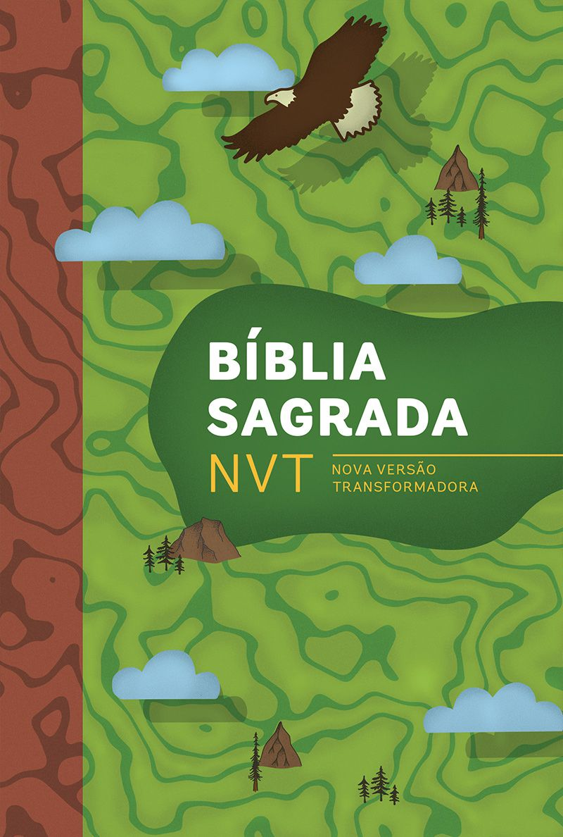 Bíblia NVT Aventura Verde