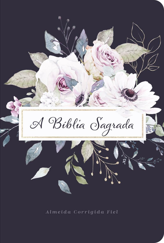 Bíblia ACF Violetas - Letra Grande (R&MC)