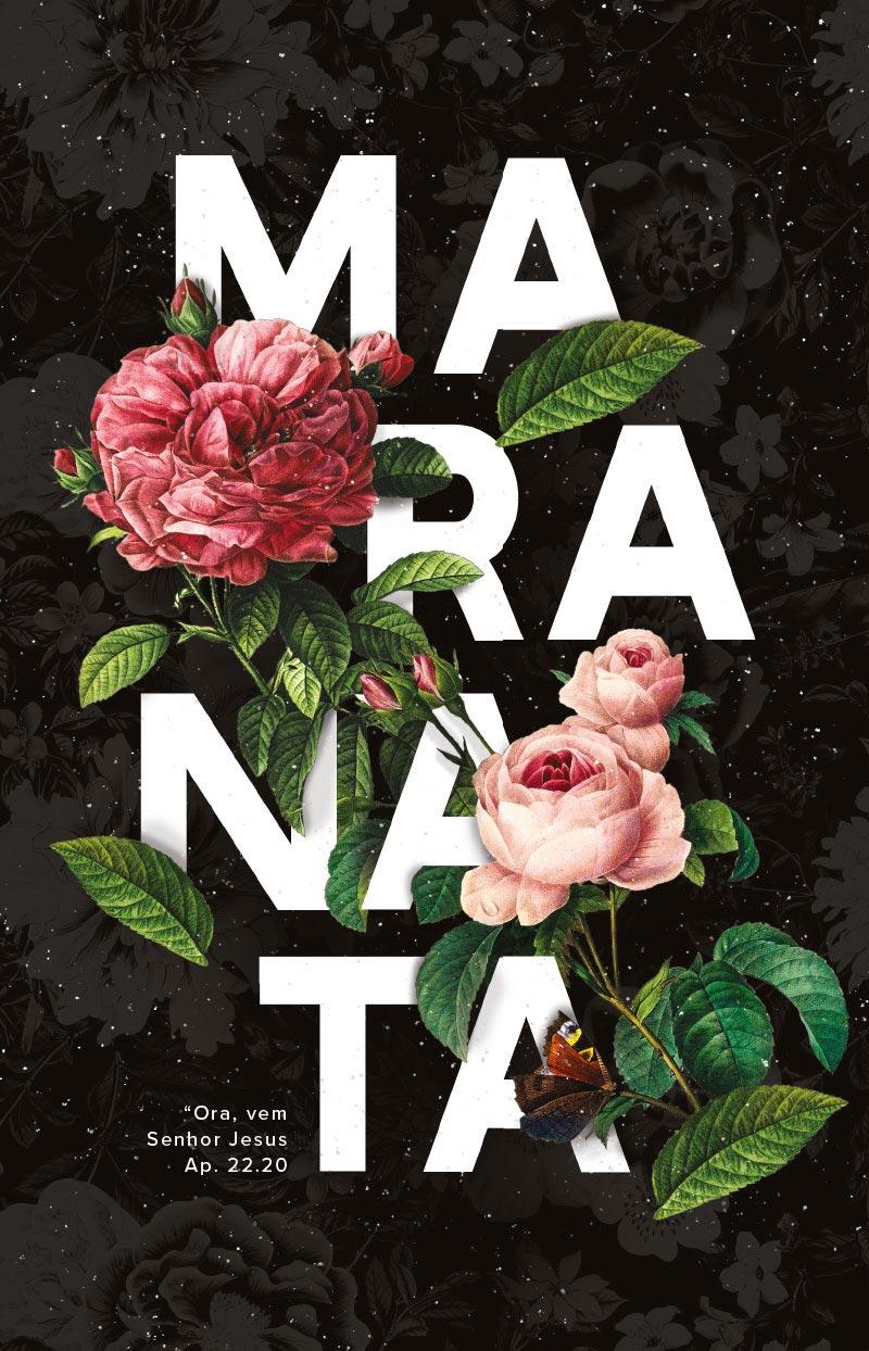 Bíblia ARC Maranata - Letra Normal