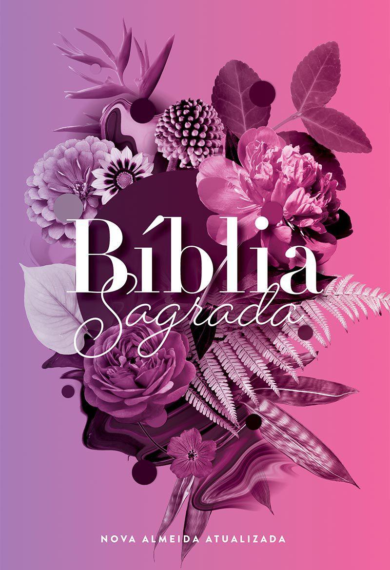 Bíblia NAA Buque roxo