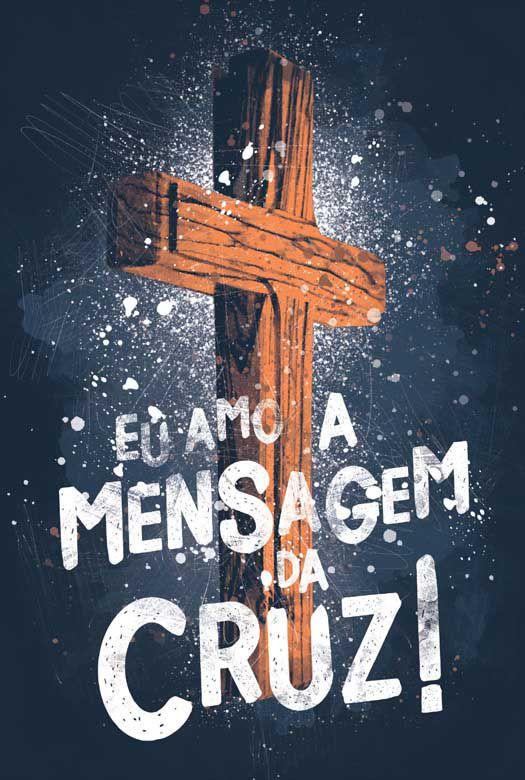 Bíblia NAA Mensagem da Cruz