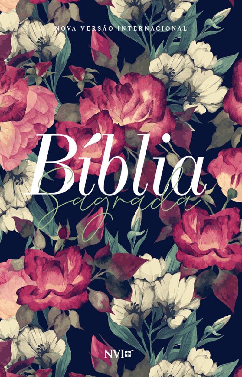 Bíblia NVI Jardim - Luxo Slim