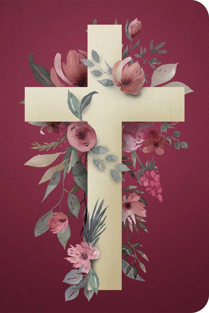Bíblia NVT 960 Cruz Flores