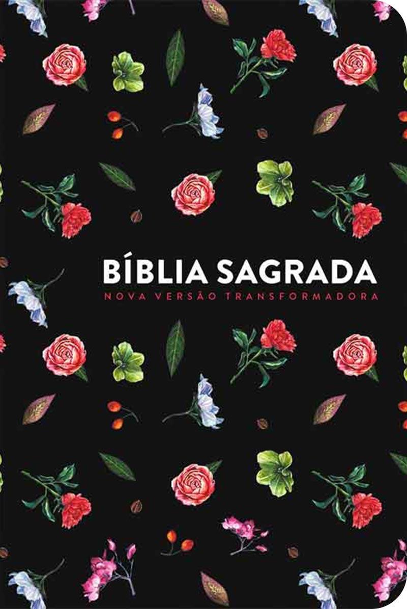 Bíblia NVT 960 Flores do campo
