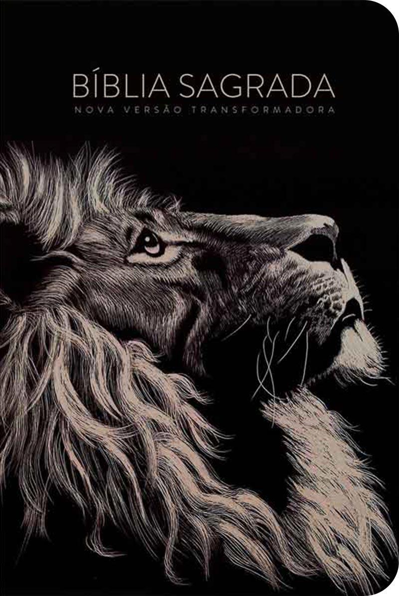 Bíblia NVT 960 Lion Head