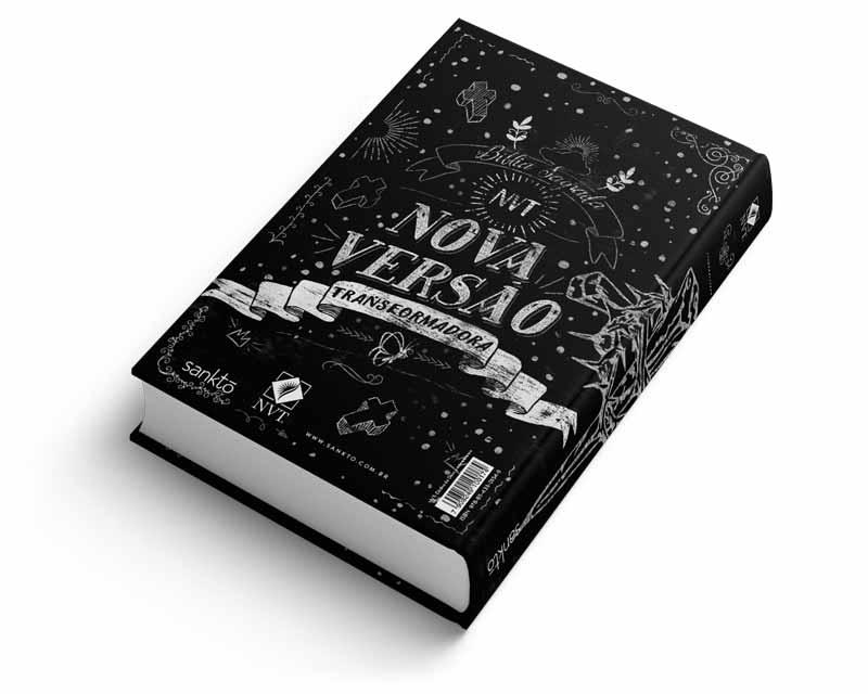 Bíblia NVT Dádiva de Deus PB Letra Normal  - Sankto | Crer para entender