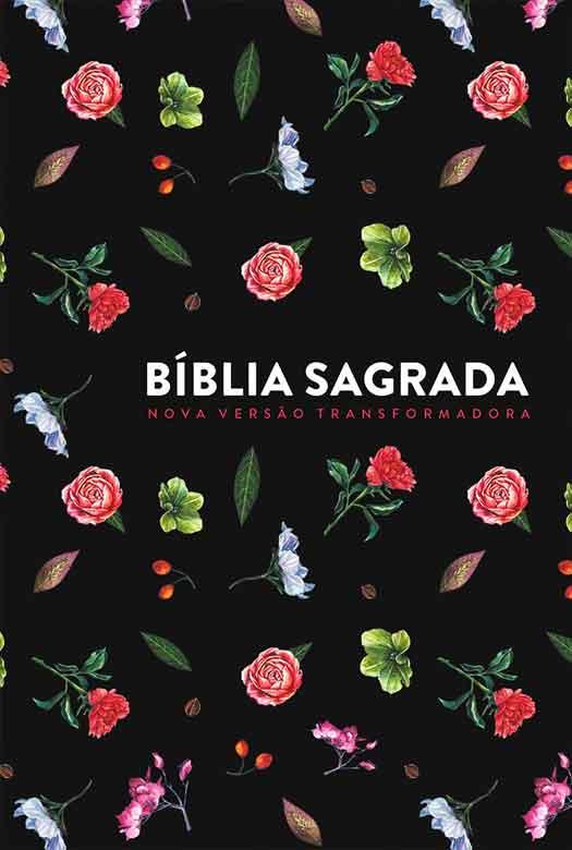 Bíblia NVT Flores do Campo Letra Normal