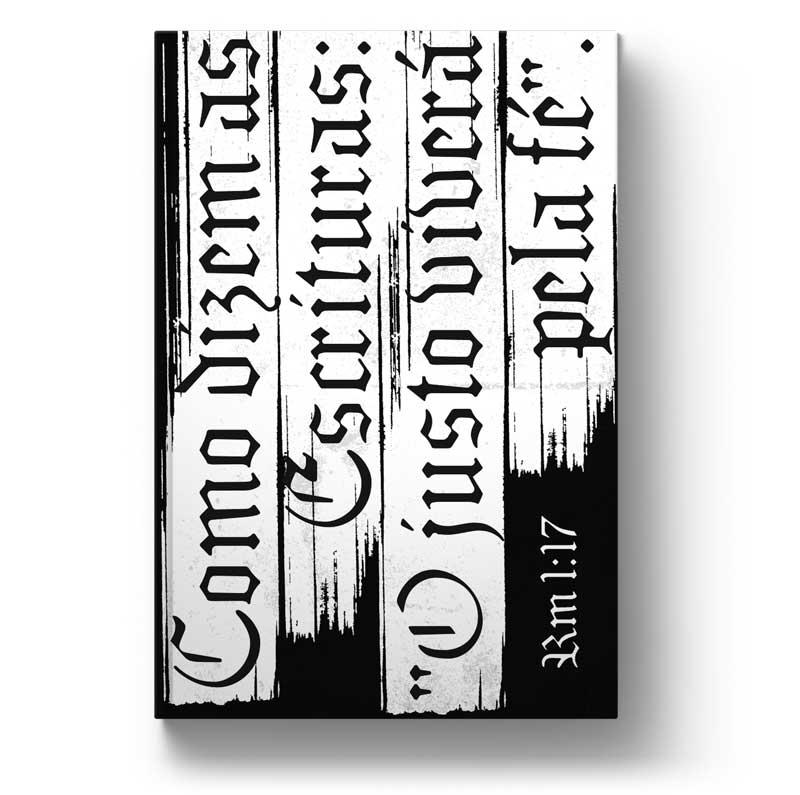Bíblia NVT Justificados - Preta  - Sua Bíblia NVT