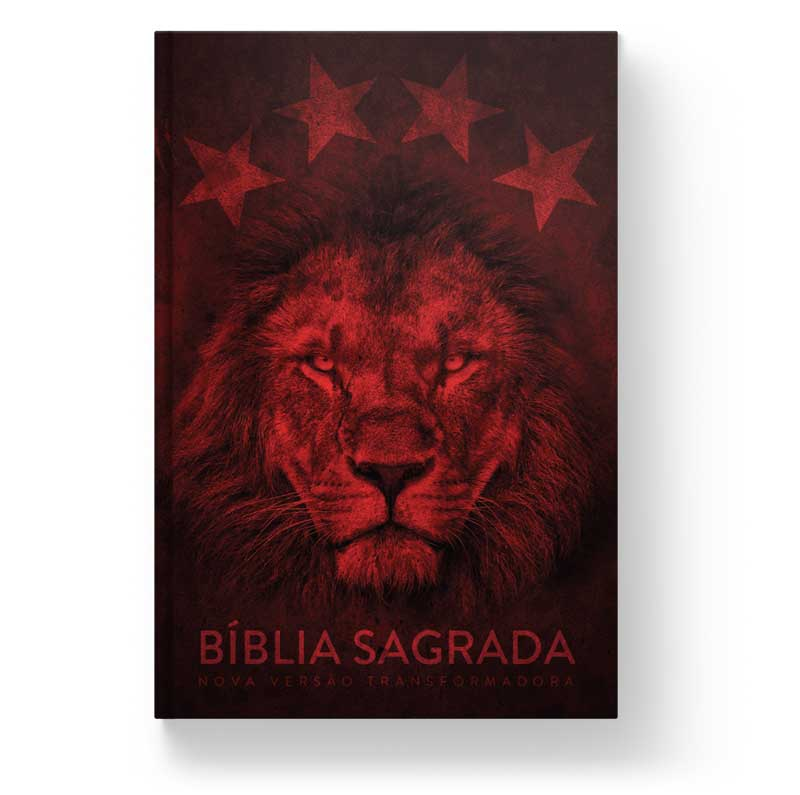 Bíblia NVT  New Red Lion   - Sua Bíblia NVT