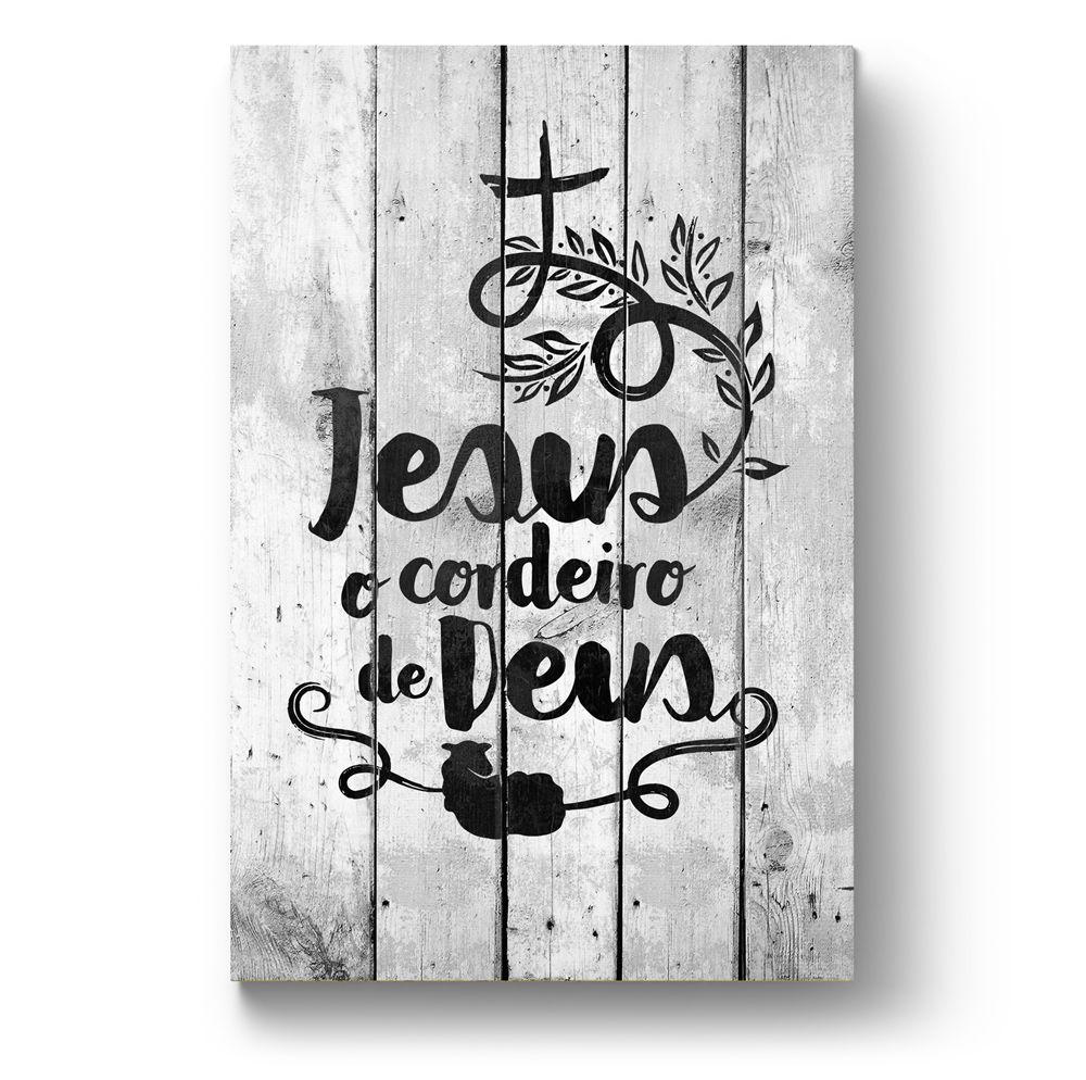 Bíblia NVT Cordeiro de Deus Letra Normal  - Sankto | Crer para entender