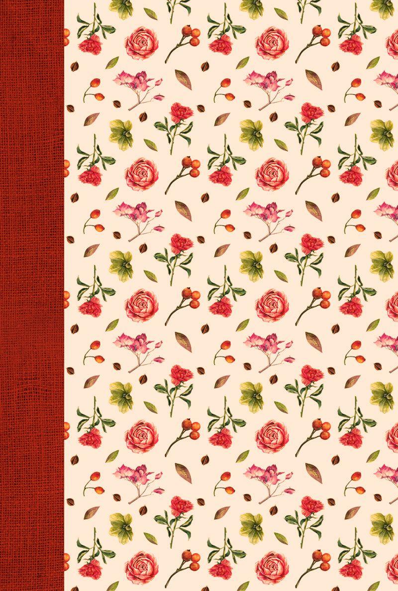 Bíblia NVT Rosas Vermelhas