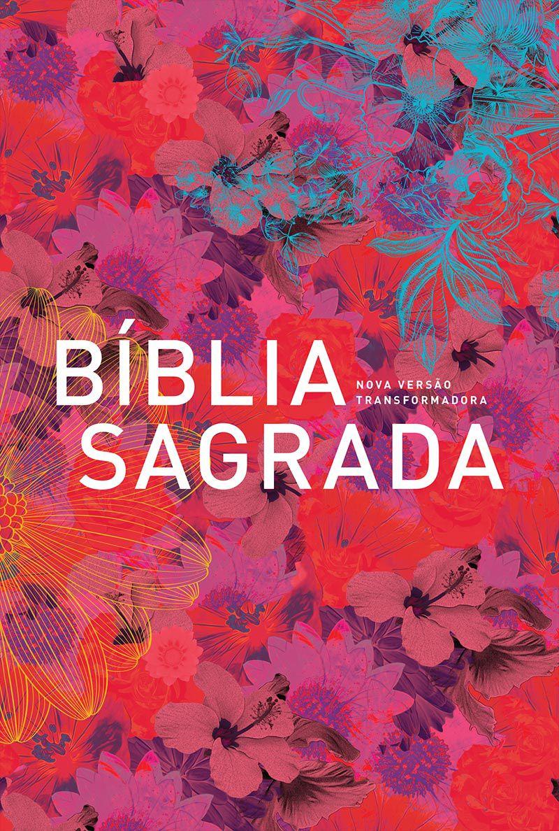 Bíblia NVT Flores Essência