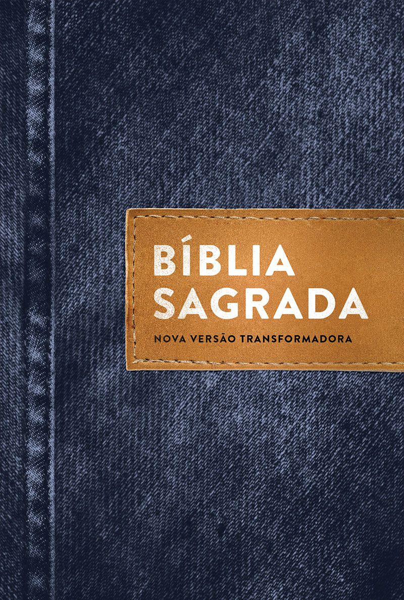 Bíblia NVT Jeans Básico